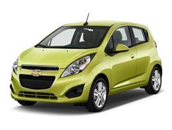 Chevy Spark 4 Door Hatch